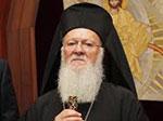 Der Ökumenische Patriarch Bartholomaios I. über