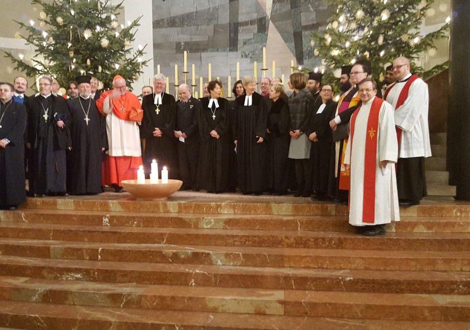 Münchner Gottesdienst zur Gebetswoche für die Einheit der Christen