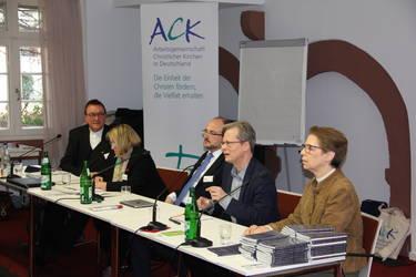 Ökumene nach 2017: Mitgliederversammlung der ACK in Deutschland zog Bilanz