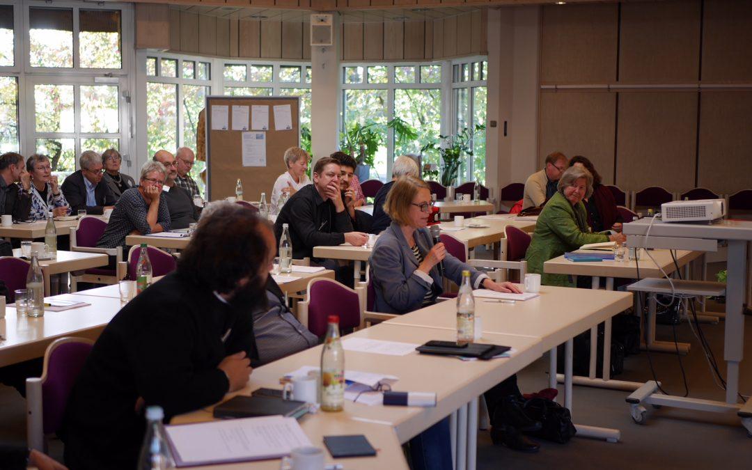 Nationalismus, Abschottung, Diffamierung und der christliche Glaube. Studientag der ACK in Bayern
