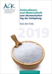 Salz der Erde: Materialheft zum ökumenischen Tag der Schöpfung 2019 erschienen